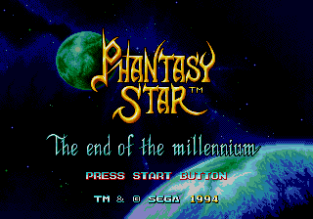 Phantasy Star 4 Megadrive 01