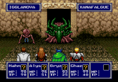 Phantasy Star 4 Megadrive 11
