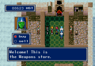 Phantasy Star 4 Megadrive 20
