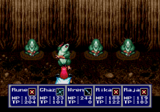 Phantasy Star 4 Megadrive 21