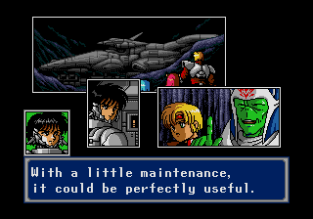 Phantasy Star 4 Megadrive 31