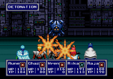 Phantasy Star 4 Megadrive 32