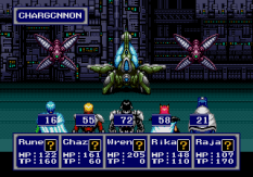 Phantasy Star 4 Megadrive 33
