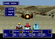Phantasy Star 4 Megadrive 54
