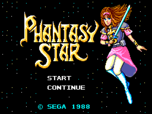 Phantasy Star SMS 01