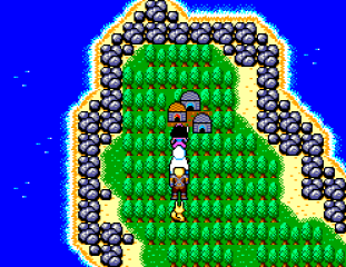 Phantasy Star SMS 20