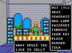 Phantasy Star SMS 22