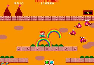 Rainbow Islands Arcade 09