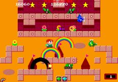 Rainbow Islands Arcade 11