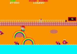 Rainbow Islands Arcade 12