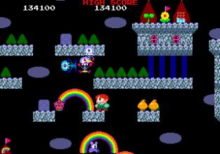 Rainbow Islands Arcade 20