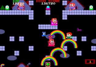 Rainbow Islands Arcade 23