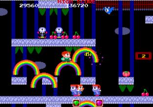 Rainbow Islands Arcade 31