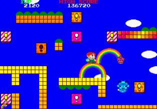 Rainbow Islands Arcade 34