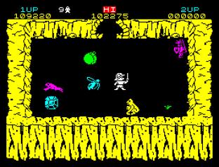 Sabre Wulf ZX Spectrum 09