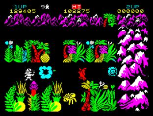 Sabre Wulf ZX Spectrum 12