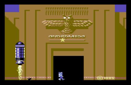 Scarabaeus C64 01