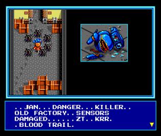 SD Snatcher MSX2 11