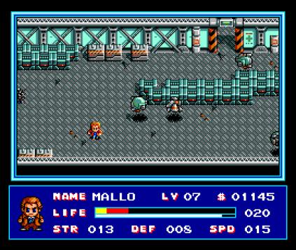 SD Snatcher MSX2 20