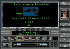 Shadowrun Megadrive 10