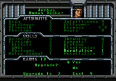 Shadowrun Megadrive 11