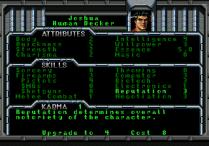 Shadowrun Megadrive 13