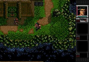 Shadowrun Megadrive 20