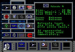 Shadowrun Megadrive 32