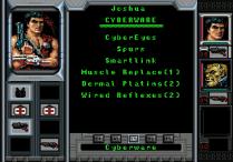 Shadowrun Megadrive 40