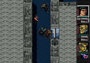 Shadowrun Megadrive 45