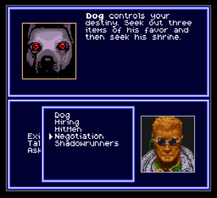 Shadowrun SNES 09