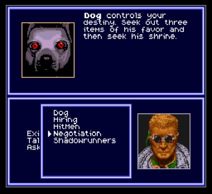 Shadowrun SNES 09