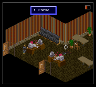 Shadowrun SNES 12