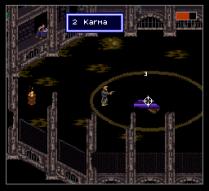 Shadowrun SNES 16
