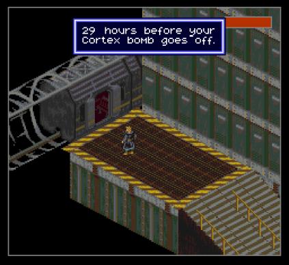 Shadowrun SNES 20