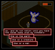 Shadowrun SNES 25