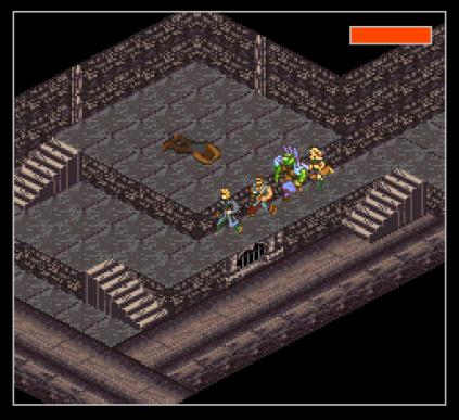 Shadowrun SNES 31