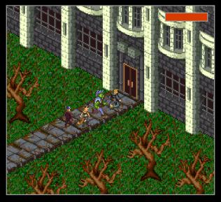 Shadowrun SNES 32