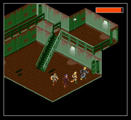 Shadowrun SNES 45