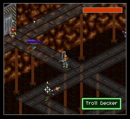 Shadowrun SNES 64