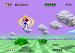 Space Harrier Arcade 02