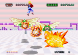 Space Harrier Arcade 14