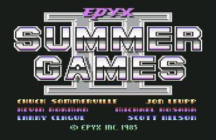 Summer Games 2 C64 01