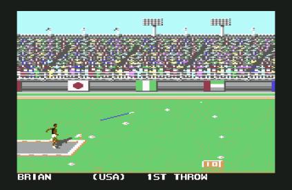 Summer Games 2 C64 09