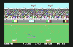 Summer Games 2 C64 10