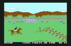 Summer Games 2 C64 11