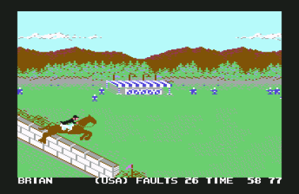 Summer Games 2 C64 12