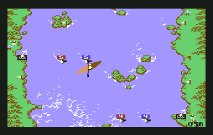 Summer Games 2 C64 23