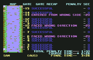 Summer Games 2 C64 27