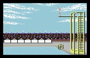 Summer Games C64 09